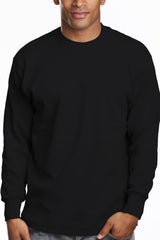 Long Sleeve Super Heavy T-Shirt Tall Sizes