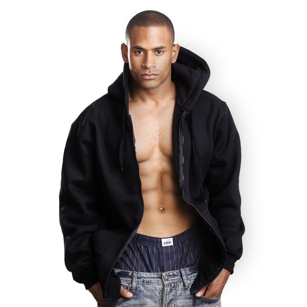 Heavy Fleece Hoodie Jacket - Pro 5 Apparel