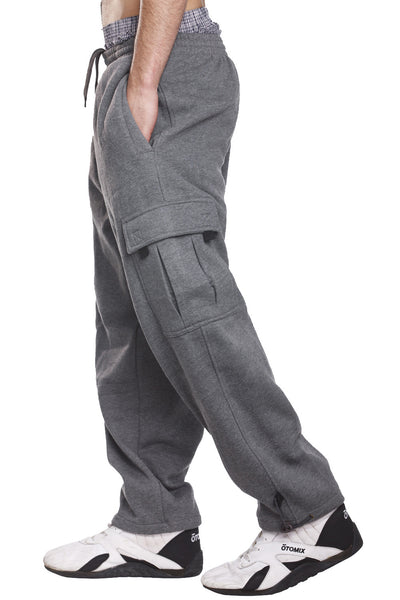 Fleece Cargo Pants Pro 5 Apparel