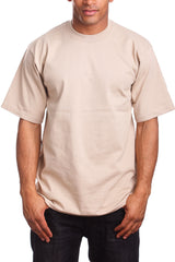 Athletic Fit Khaki T-Shirts Activewear Tee Shirts