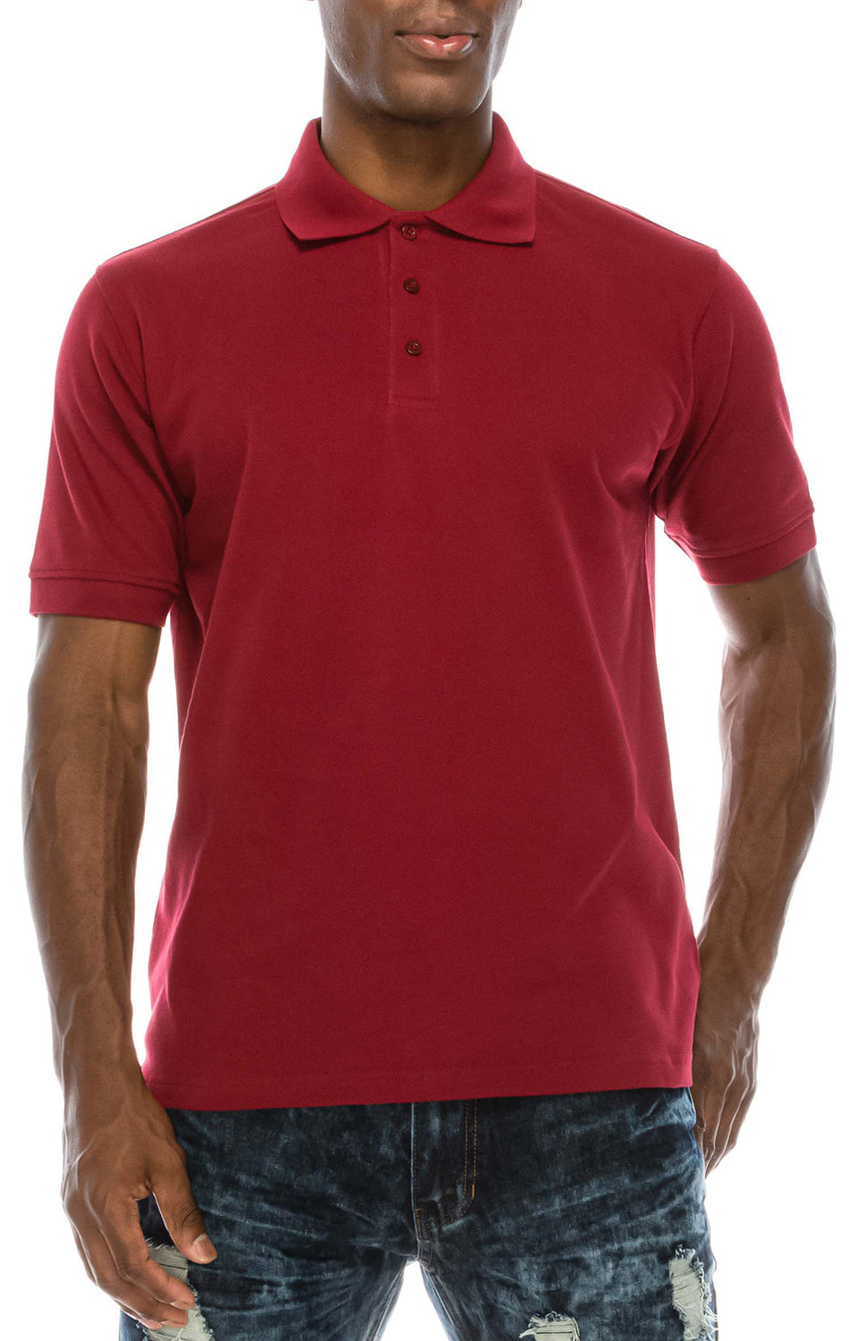Mens Classic Polo-51P - Pro 5 Apparel