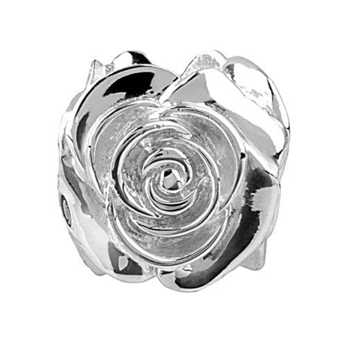 Wildlife - Garden Rose Charm