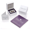 Accent Deco Cufflinks With 9ct Gold & Amethyst