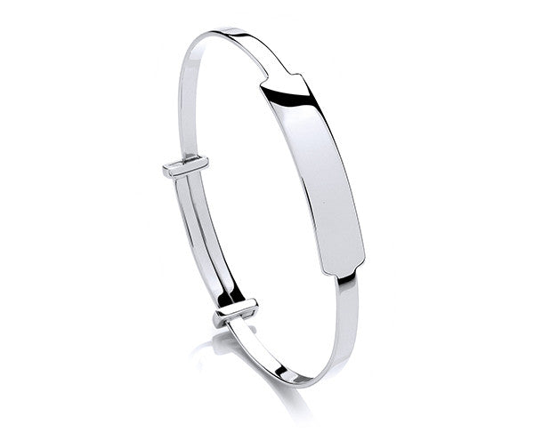 Child's Expandable Identity Bangle