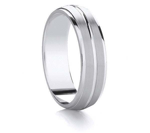 Promise Ring - Polished Bands