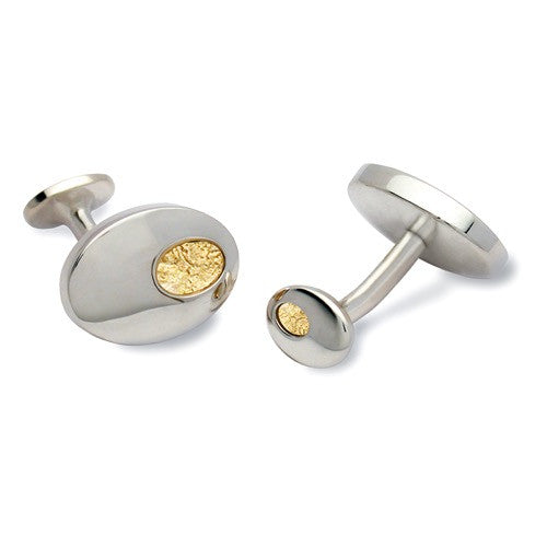 Accent Cufflinks - Oval