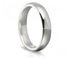 Classic Wedding Ring - 4mm Court