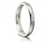 Classic Wedding Ring - 2.5mm Soft Court