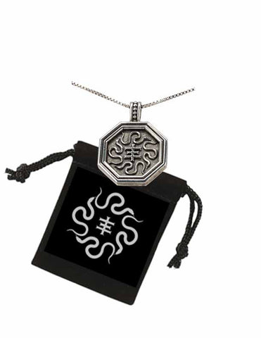 Psychic TV limited edition Snakes Pendant