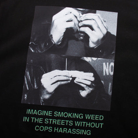 Imagine Smoking Tee
