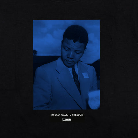 HSTRY x HOUSE OF MANDELA FREEDOM TEE