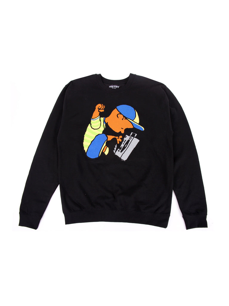 Prince Charles Crewneck Fleece