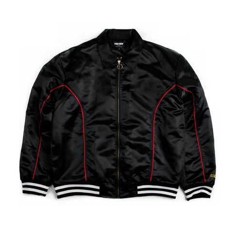 "HSTRY x KANI ""ESCOBAR SEASON"" SATIN JACKET"
