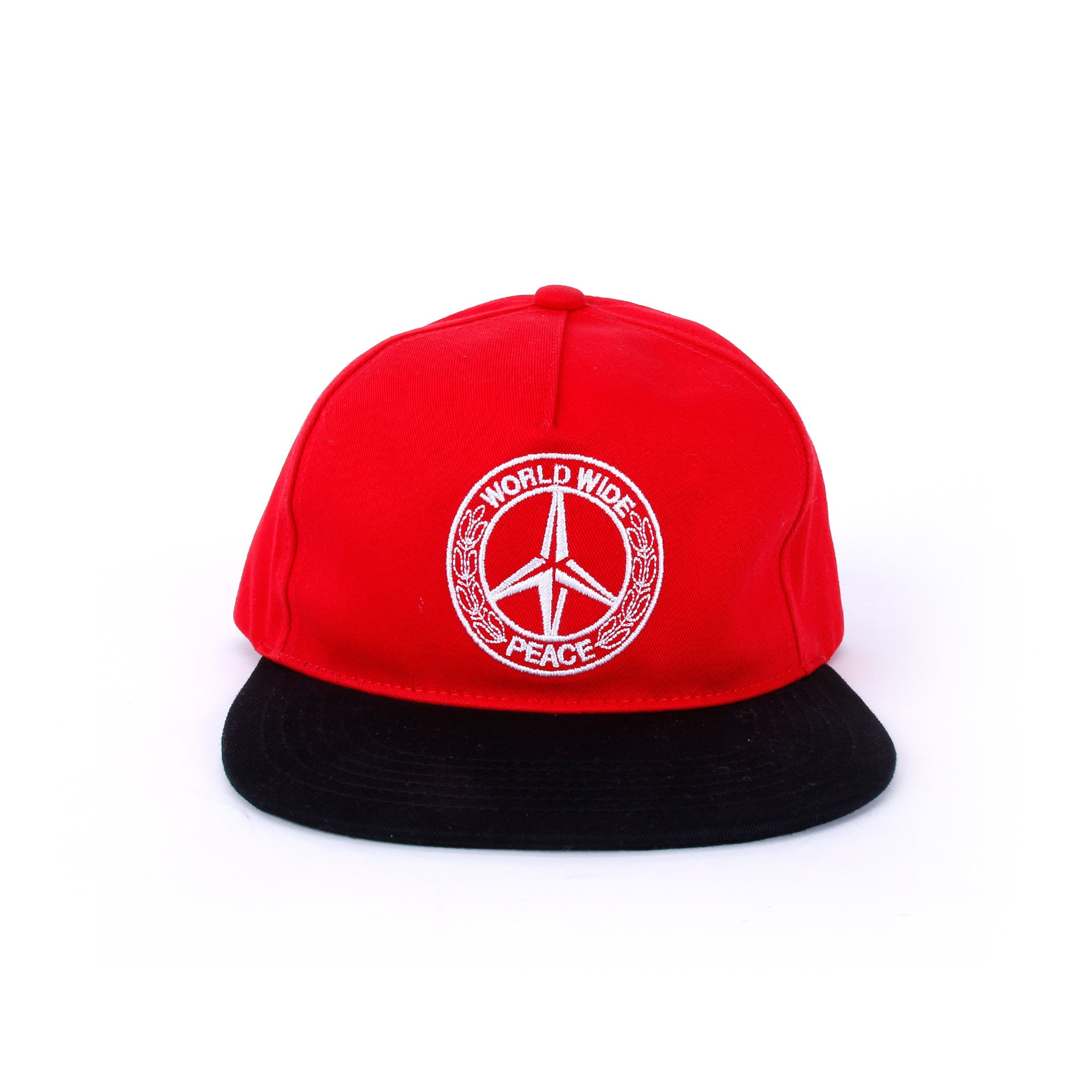 Worldwide Peace Low Profile Strapback Hat