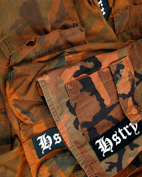(PRE-ORDER) HSTRY x RCNSTRCT '94 MILITARY JACKET