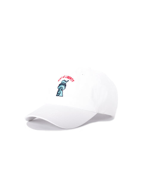 LIBERTY STRAPBACK HAT