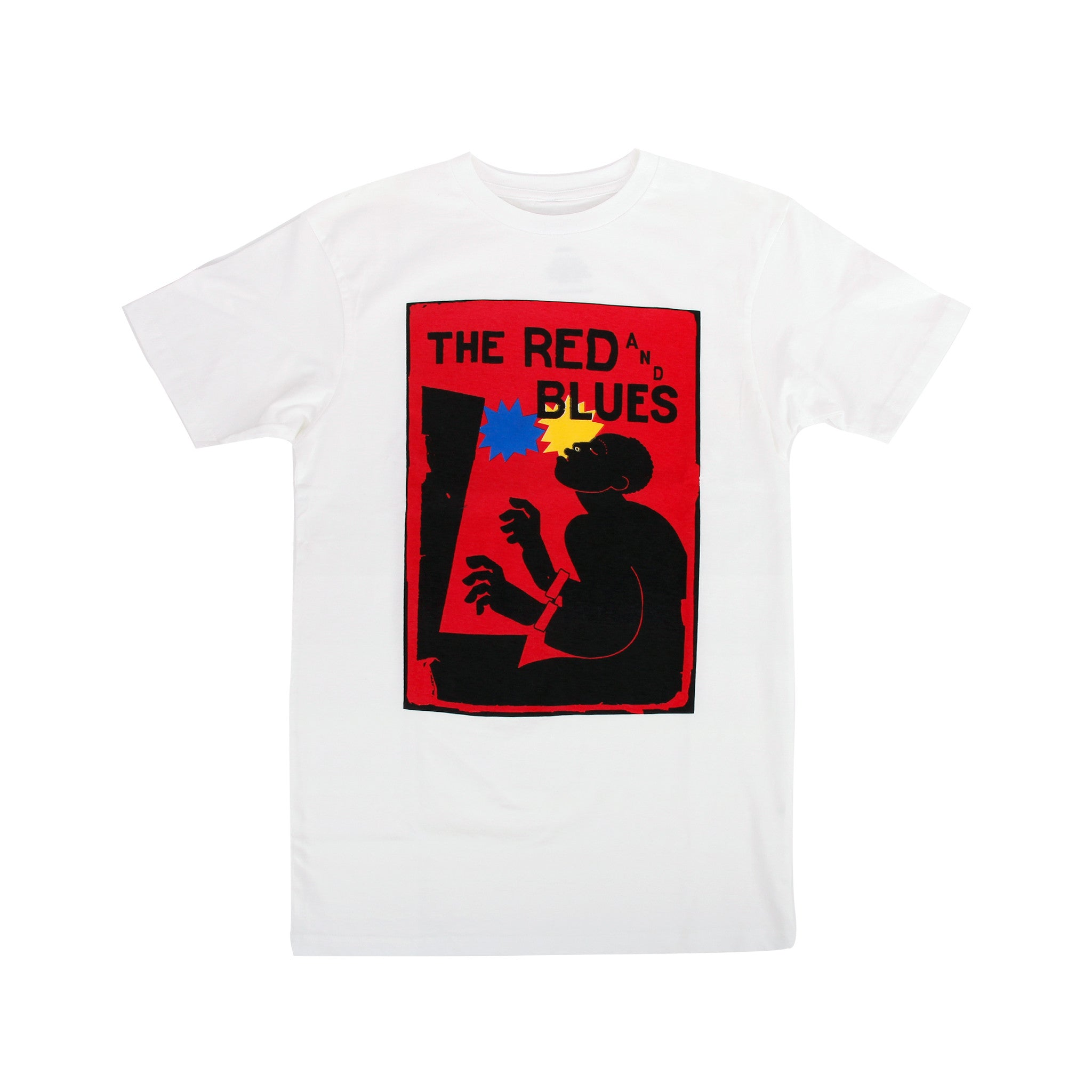 Red & Blues Tee