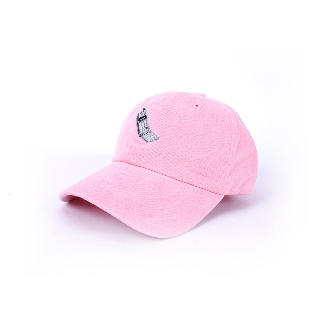 Mobile Phone Twill Strapback Hat