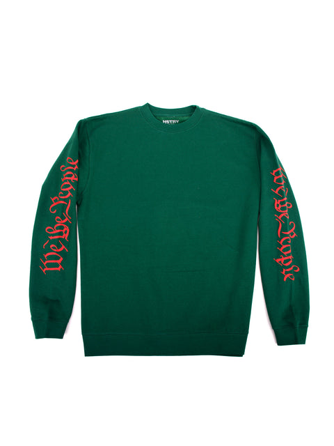 We The People Crewneck