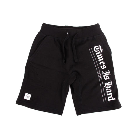 Times Is Hard Jogger Shorts