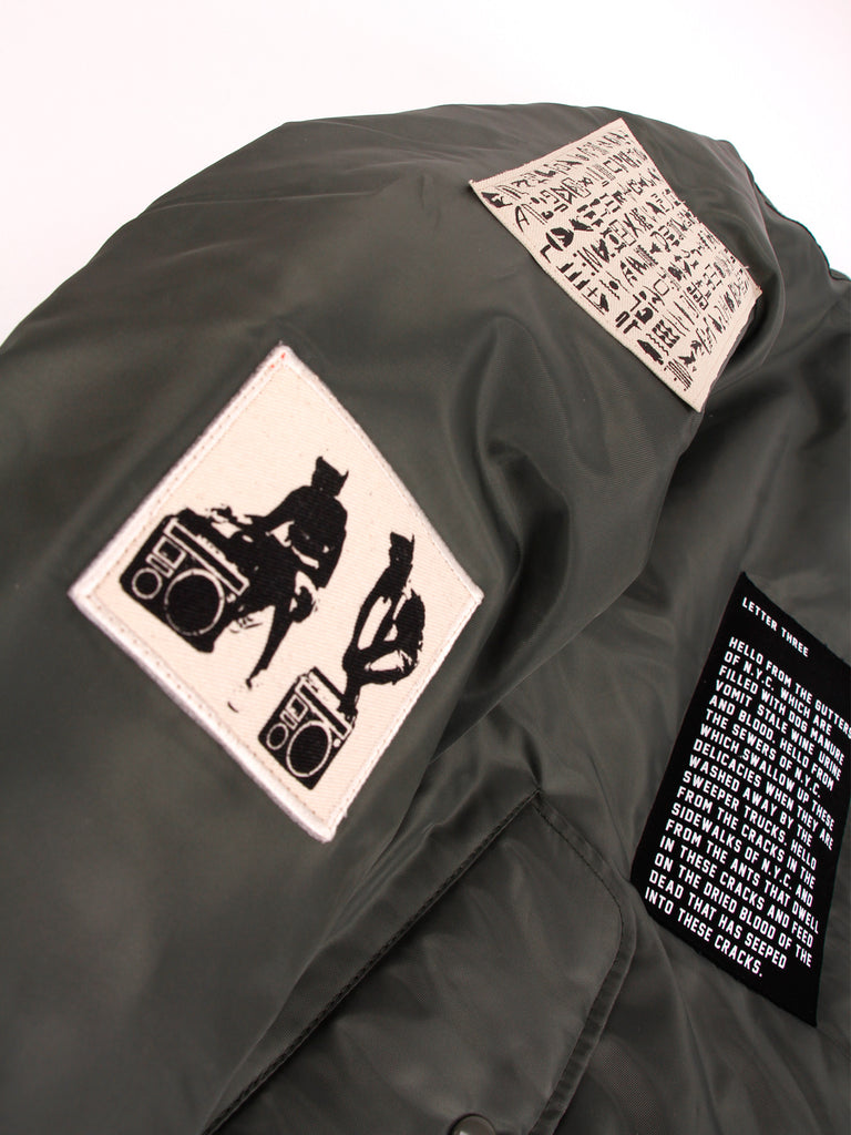 HSTRY Bomber Jacket