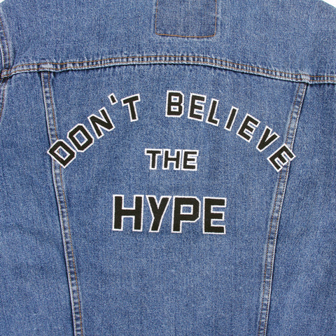Don't Believe Denim Jacket