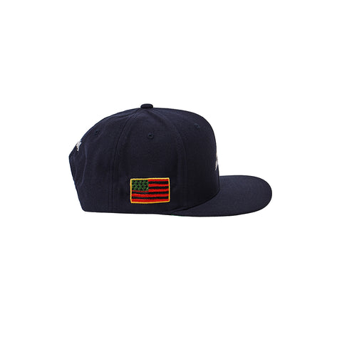 HSTRY x C2A 6-PANEL CAP SNAP BACK