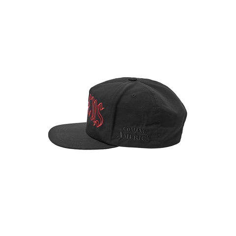 HSTRY x C2A QUEENS  5-PANEL CAP SNAP BACK