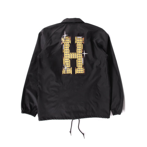 H-Medallion Coach Jacket