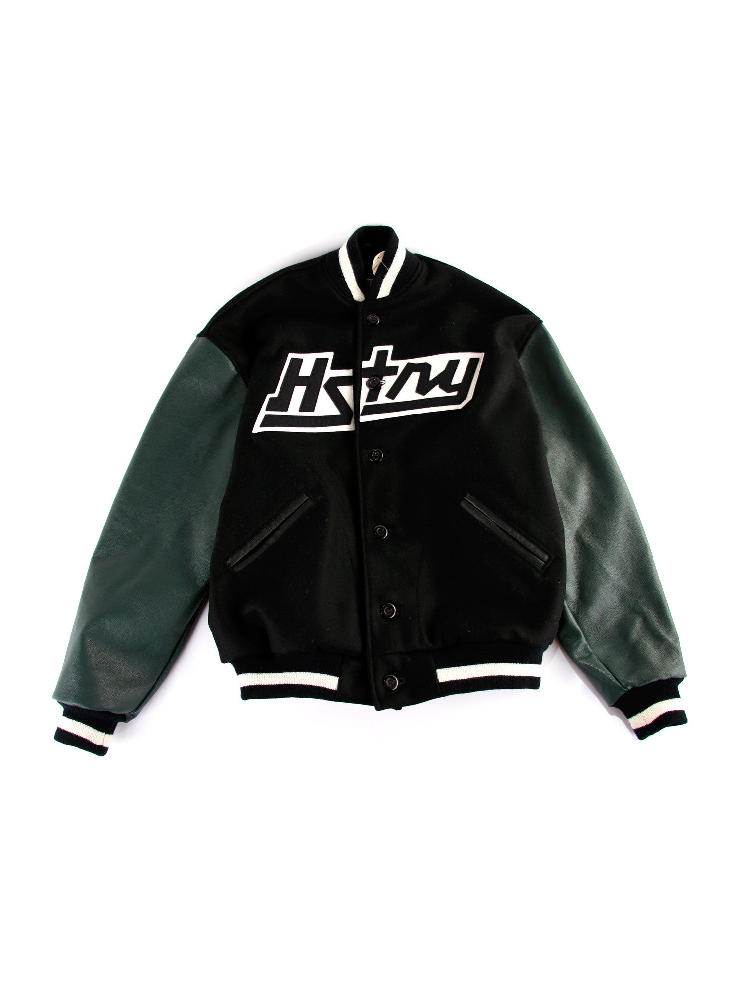HSTRY x Ebbets Varsity Jacket
