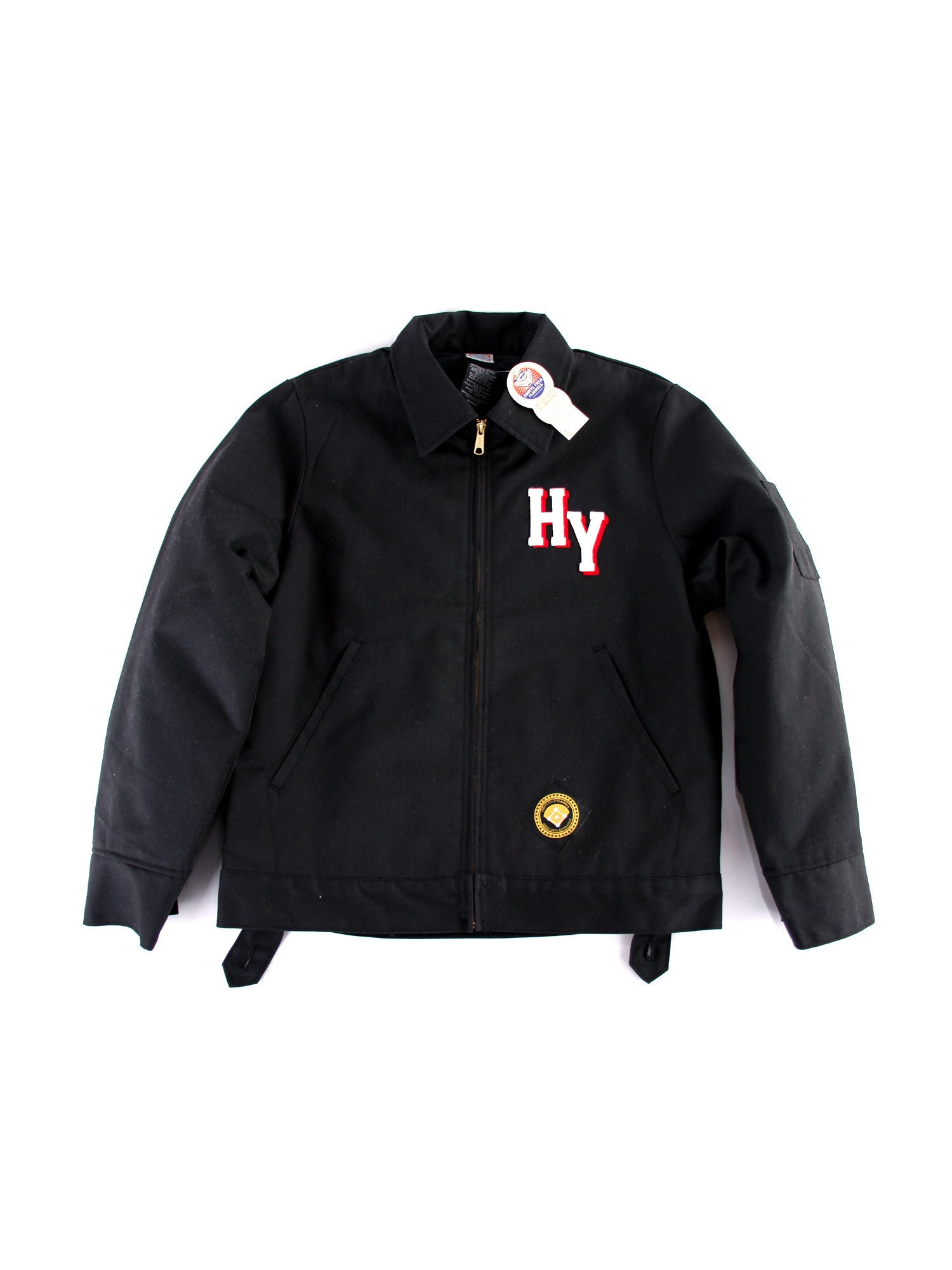 HSTRY x Ebbets Grounds Jacket