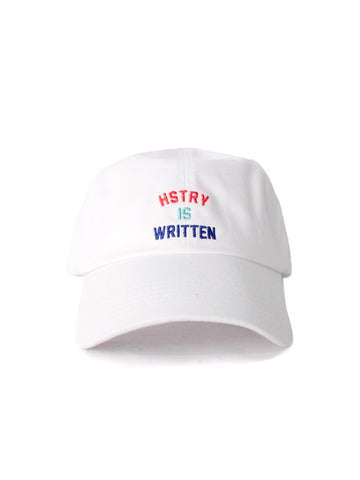 HSTRY is Written Strapback