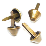 16mm Bag Feet / Studs 4pk
