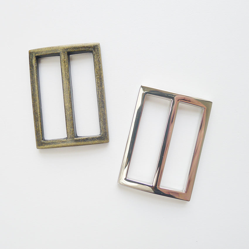 "1 1/4"" Rectangle Sliders - 2 colours"
