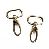 "1 1/4"" Smart Snap Hooks 2pk - 2 colours"