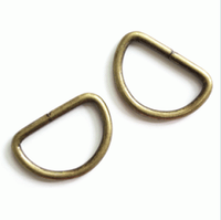 "1"" D Rings 2pk - 2 colours"