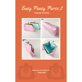 The Easy Peasy Purse 2 Pattern Booklet