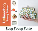The Easy Peasy Purse Pattern Booklet