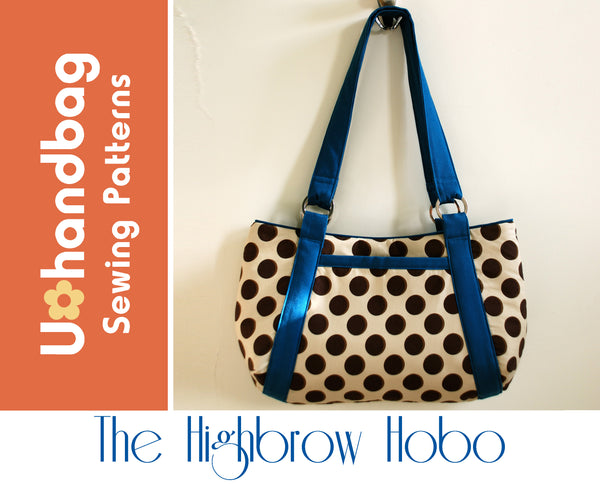 Highbrow Hobo Pattern Booklet