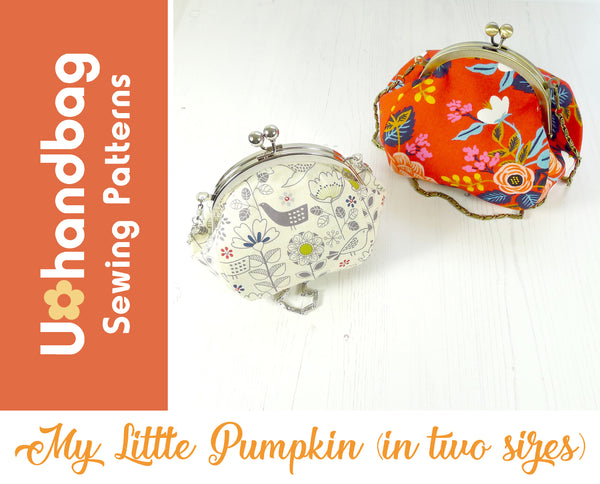 My Little Pumpkin Purse Pattern Booklet