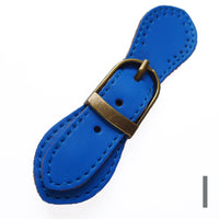 Leather Magnetic Bag Buckle Fastener - 11 colours