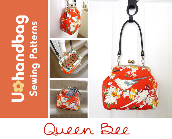 The Queen Bee Bag Pattern Booklet