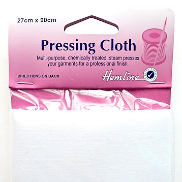 Iron Pressing Cotton Cloth