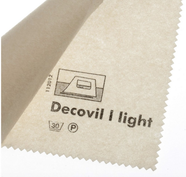 Vilene - Decovil Light Fusible (Leather-like)