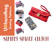 Simply Smart Clutch Pattern Booklet