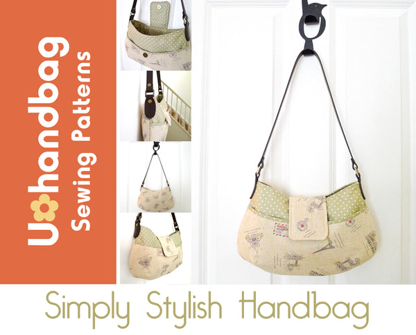 The Simply Stylish Bag Pattern Booklet