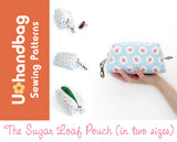 Sugar Loaf Pouch (in 2 sizes) Pattern Booklet