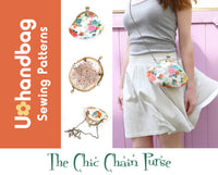 The Chic Chain Purse Pattern Booklet