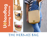 The Hermes Bag Pattern Booklet