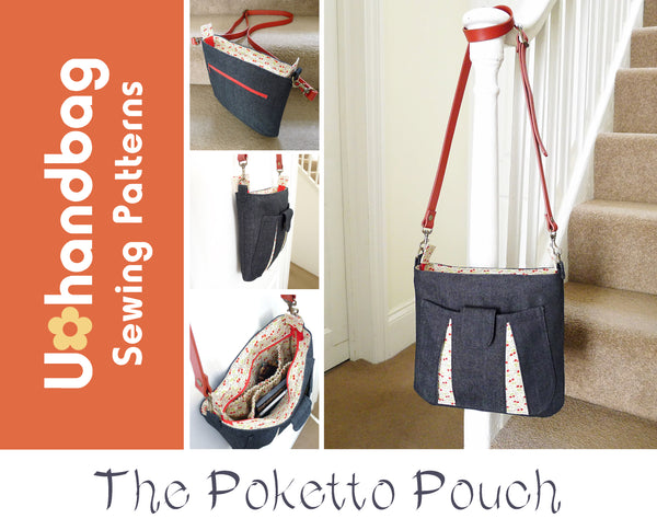 The Poketto Pouch Pattern Booklet